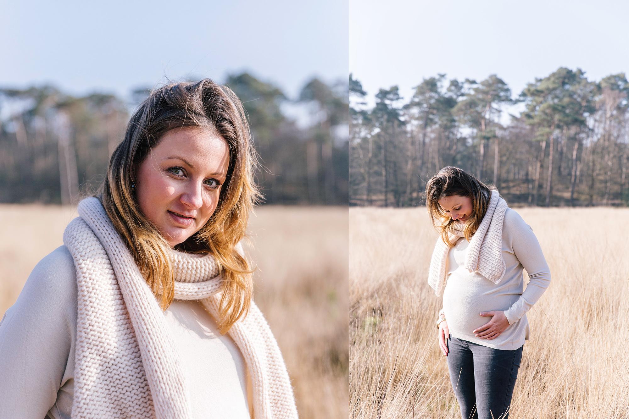 zwangerschapsfotografie zwangerschapsstoot amersfoort leusden - www.athellofotografie.nl